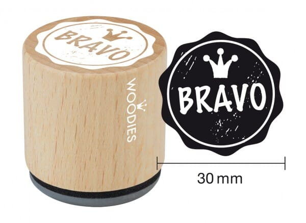Woodies tampon Bravo