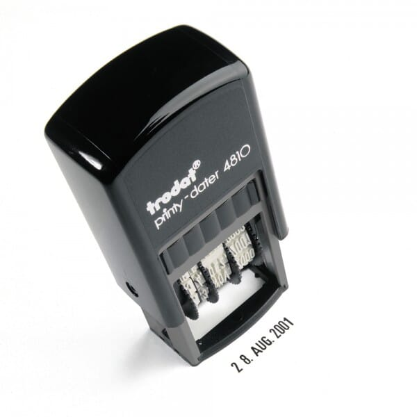 Trodat Printy mini dateur 4810