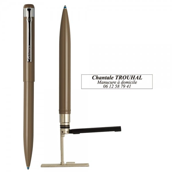 goldring stylo tampon style taupe stylos tampons tampons personnalis s tampons. Black Bedroom Furniture Sets. Home Design Ideas