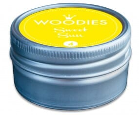 Woodies tampon encreur Sweet Sun
