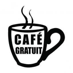 Trodat Printy 4921 Tampon formule - CAFÉ GRATUIT