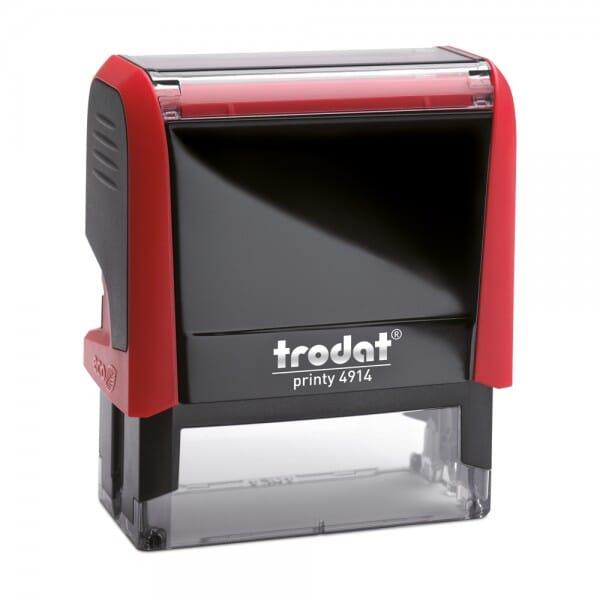 Tampon personalisé Trodat Printy 4914 64x26 mm / 6 lignes