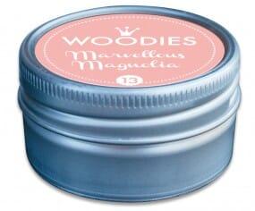 Woodies tampon encreur Marvellous Magnolia