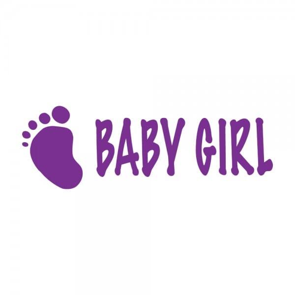 Trodat Printy 4911 Tampon formule Baby Girl
