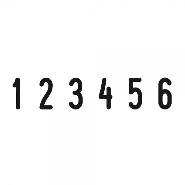 Trodat Printy numéroteur 4836