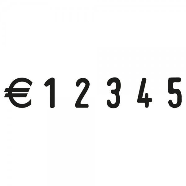 Trodat Metal Line numéroteur 5546