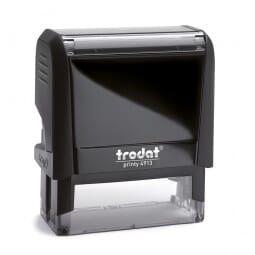 Tampon Trodat société - Trodat Printy 4913 - 58 x 22 mm