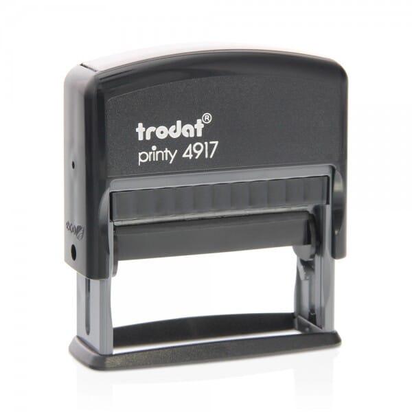 Trodat Printy 4917 50x10 mm / 2 lignes