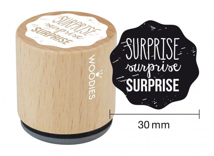 Woodies tampon Surprise Surprise Surprise
