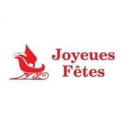 Trodat Printy 4911 Tampon formule - Joyeues Fêtes