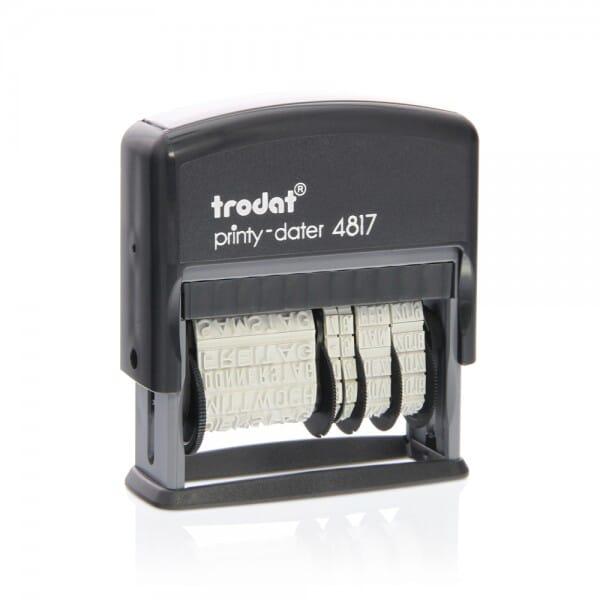 Trodat Printy dateur multiformules 4817A