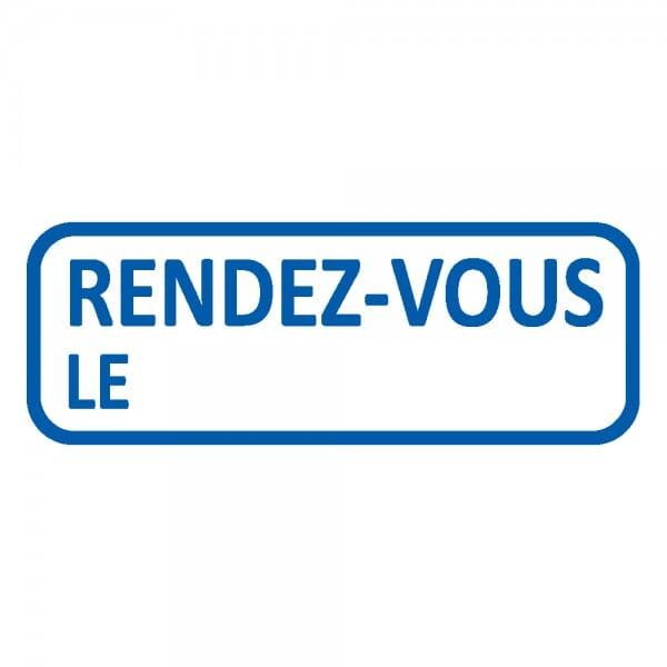 Trodat X-Print RENDEZ-VOUS LE