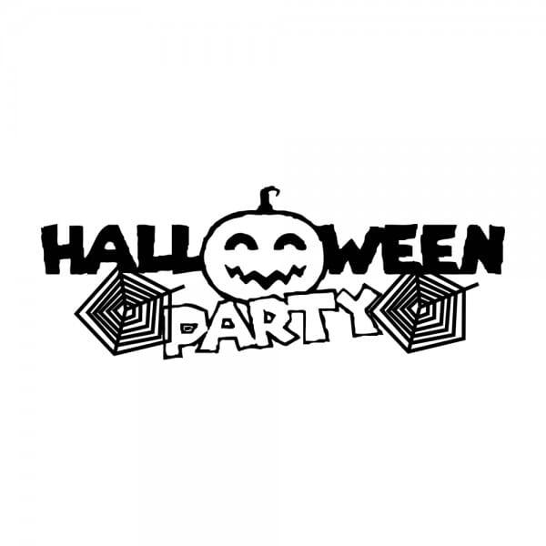 Trodat Printy 4911 Tampon formule Halloween Party