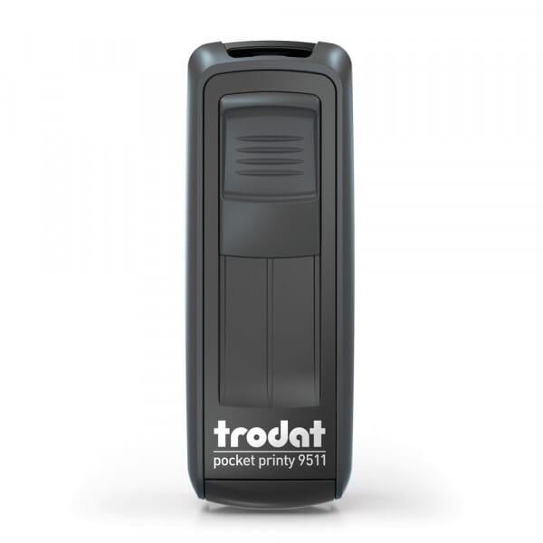 Trodat Pocket Printy 9511 38x14 mm / 3 lignes