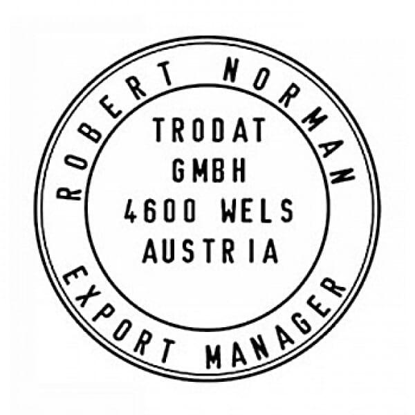 Trodat Printy typomatic 46040R10