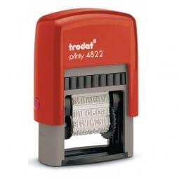 Trodat Printy multiformules 4822B