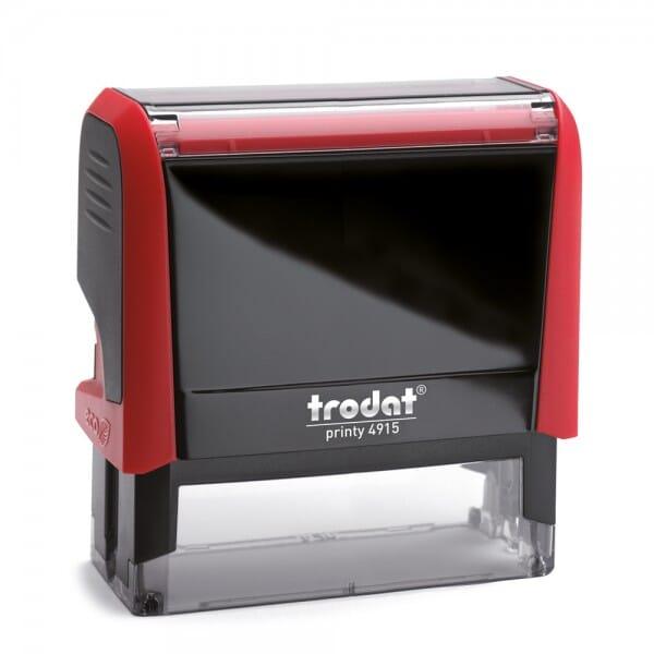 Trodat Printy 4915 70x25 mm / 6 líneas