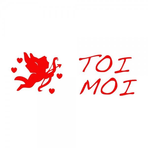 Trodat Printy 4911 Tampon formule - Toi Moi