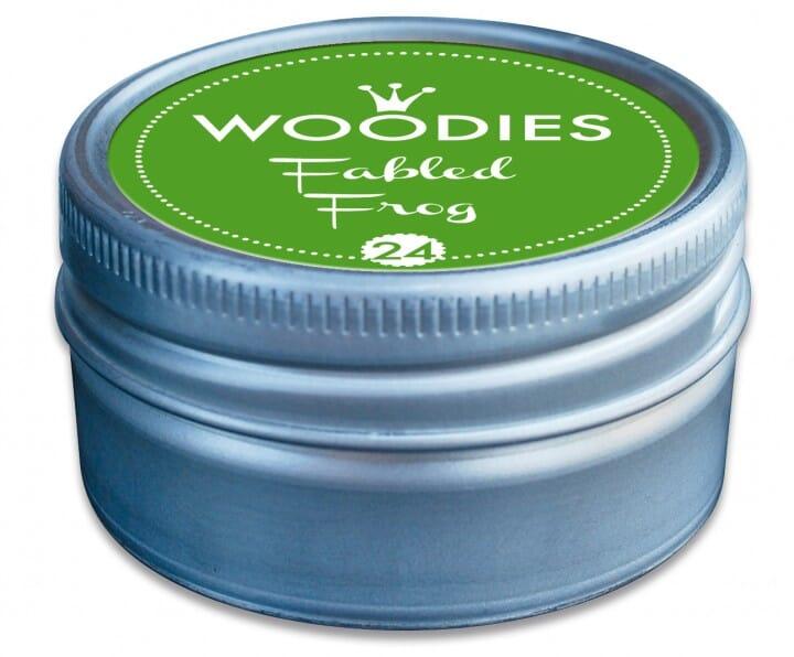 Woodies tampon encreur Fabled Frog