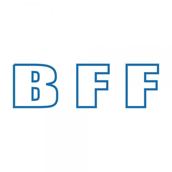 Trodat Printy 4911 Tampon formule - BFF