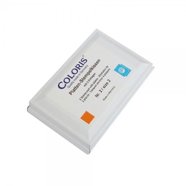 Coloris tampon encreur pour encres spéciales 9059