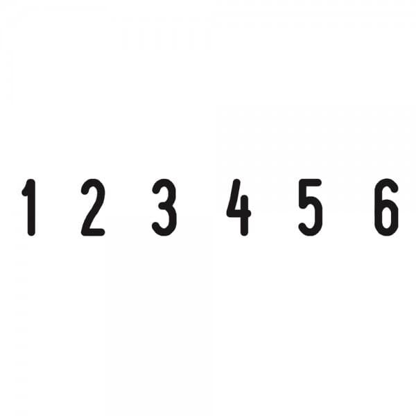 Trodat Printy numéroteur 4846