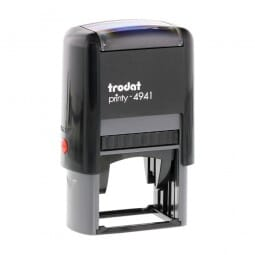 Trodat Printy 4941 41x24 mm / 6 lignes