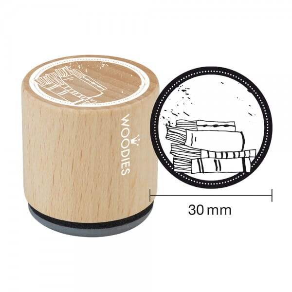Woodies tampon Livres