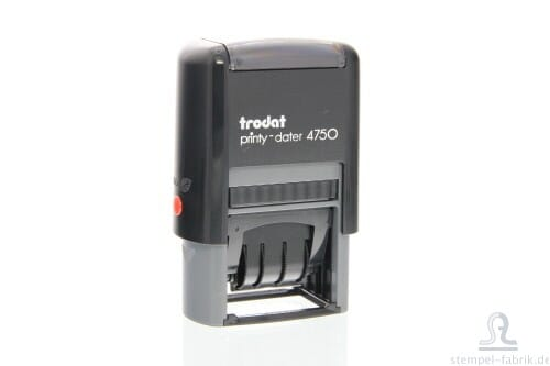 Trodat Printy mini dateur 4850L1