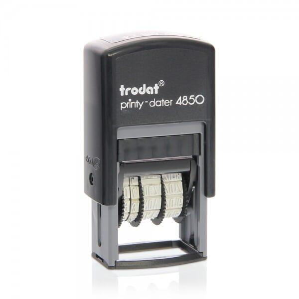 "Trodat Printy mini dateur 4850L1 ""Reçu le"""