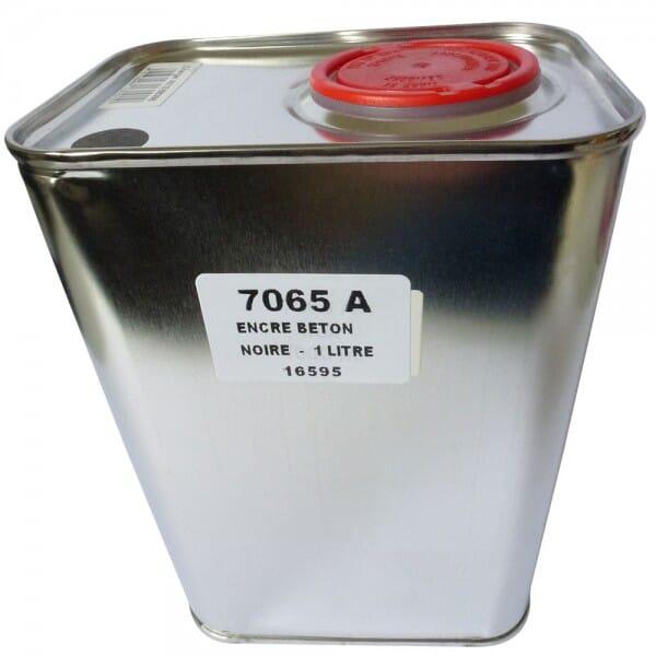 Coloris / Kupietz encre pour le béton 7065 - 1L