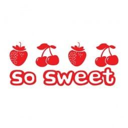 Trodat Printy 4911 Tampon formule So sweet
