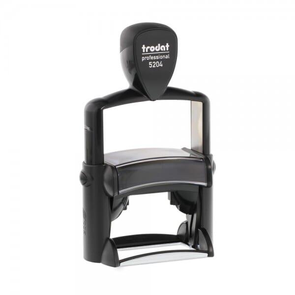 Tampon pour une pharmacie - Trodat Metal Line 5204 - 56 x 26 mm