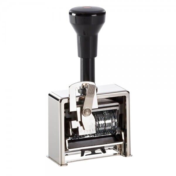 Folioteur dateur Reiner - 6 chiffres, 4,5mm