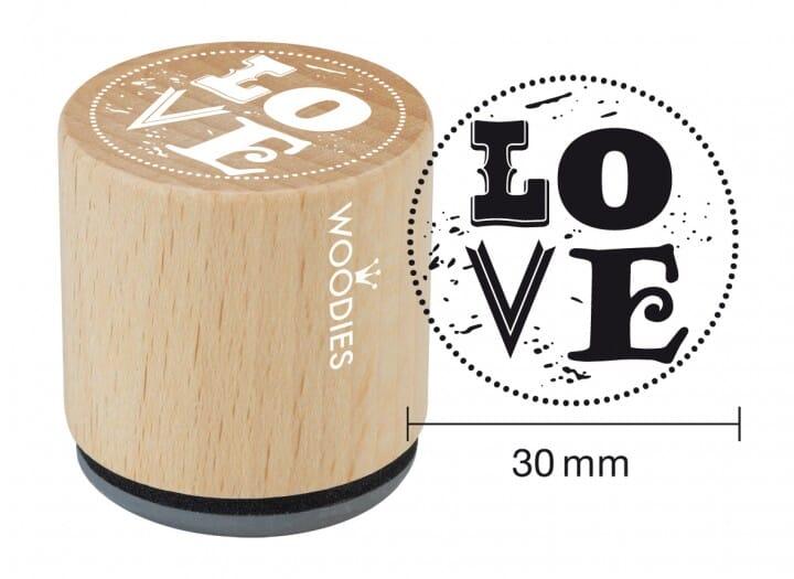 Woodies tampon Love