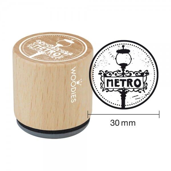 Woodies tampons Metro