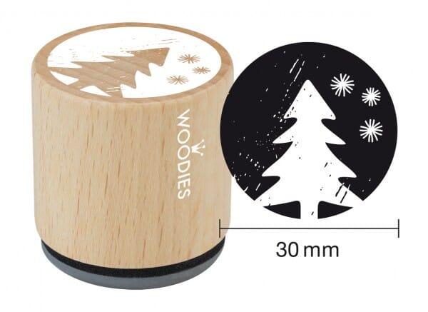 Woodies tampon Sapin
