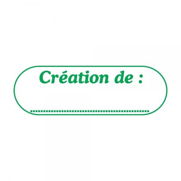 Trodat Printy 4911 Tampon formule - Création de